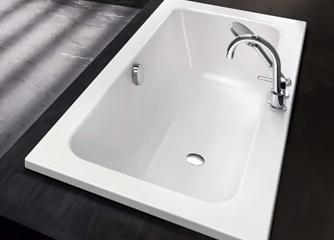 嵌入式浴缸